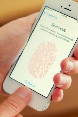 That Fingerprint Sensor on Your Phone is not as Safe as You Think
