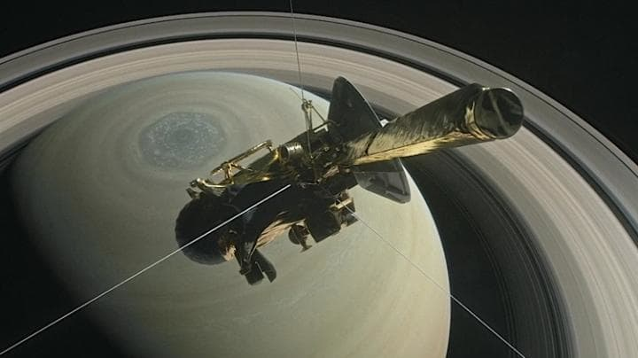 Cassini Spacecraft _2