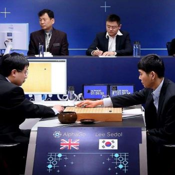 Google's AlphaGo clinches series win over Chinese Go master