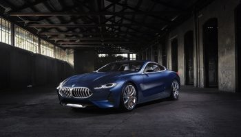 Behold the Luxurious BMW 8 Series Concept Car