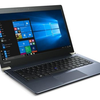 Is Toshiba's New Portégé X30 the Ultimate High End Ultraportable?