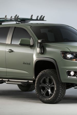 Chevrolet Colorado ZR2 Tested