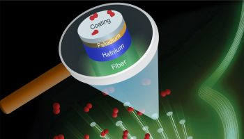 Researchers Develop Extremely Sensitive Hydrogen Sensor
