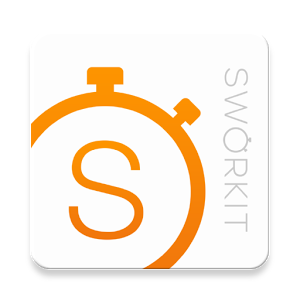 Fitness apps sworkit