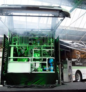 How to Power a Bus on Formic Acid