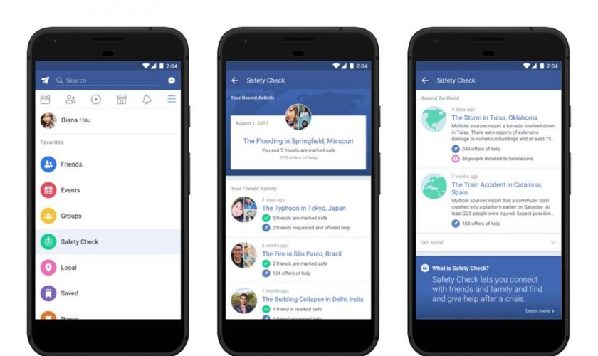 Facebook Safety Check is now a permanent, anxiety-inducing fixture in our lives