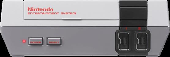 Nintendo NES Classic Mini front