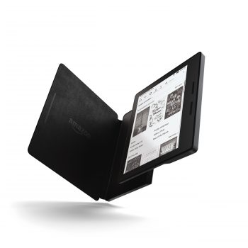 Latest Amazon Kindle Oasis: Bigger, Waterproof, Less Expensive
