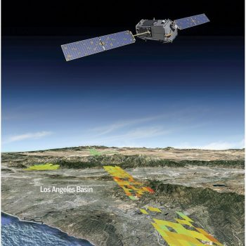 Monitoring CO2: Measuring Volcanic Emissions from Space