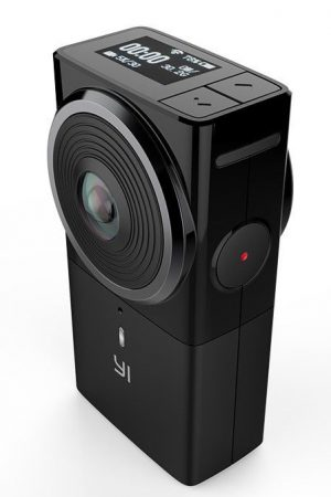 Xiaomi Yi 360 Camera Can Shoot In 5.7 K Resolutions