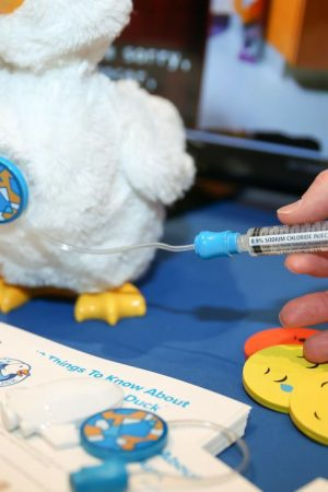 My Special Aflac Duck Helps Kids Living with Cancer