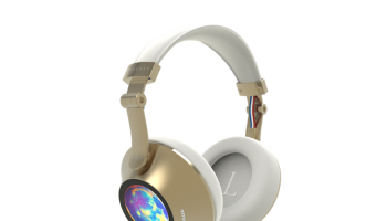 Debussy: Next Generation Smart Headphones with Touchscreen