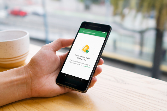 Bill Protection on Project Fi: Data When You Need It, And Savings When You do not
