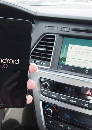Google Enables Android Auto Wireless for Pixel, Nexus Devices