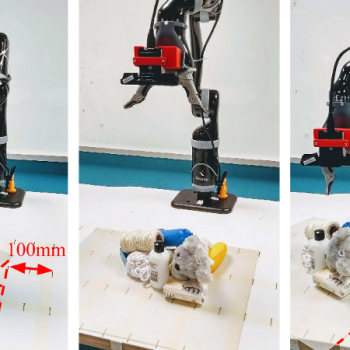 Closing the Loop for Robotic Grasping