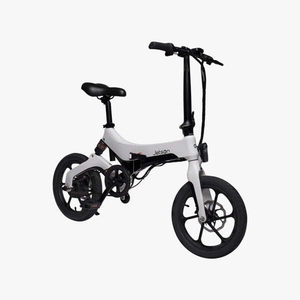 File Edge Review- Jetson Metro Electric Folding Bike