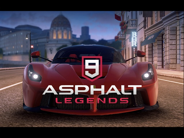 Asphalt 9 Legends Free Android games