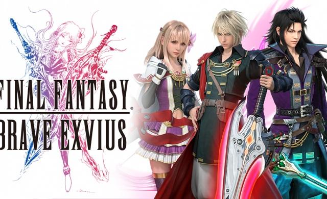 Fantasy Brave Exvius