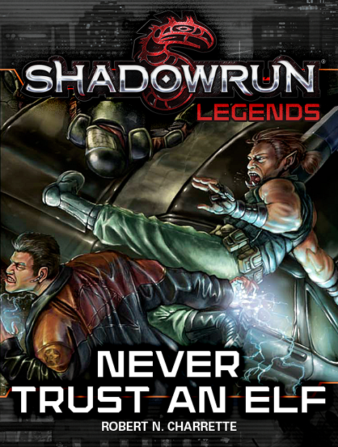 Shadowrun Legends