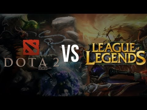 Dota 2 & League of Legends