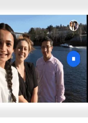 Enjoy taking Selfie Automatically with Photobooth on pixel 3