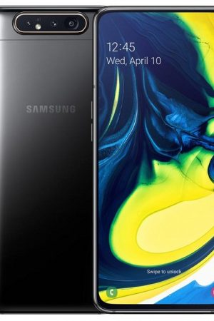Samsung Galaxy A80: For the Era of Live
