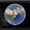 Space out with Google Earth on mobile