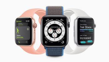 WatchOS 7 Adds Significant Personalization to Apple Watch