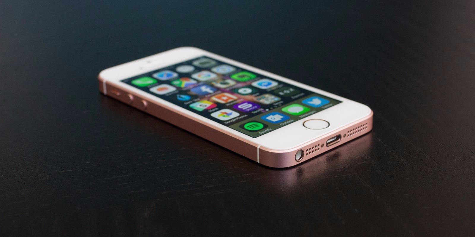 Apple iPhone SE Gadget Review