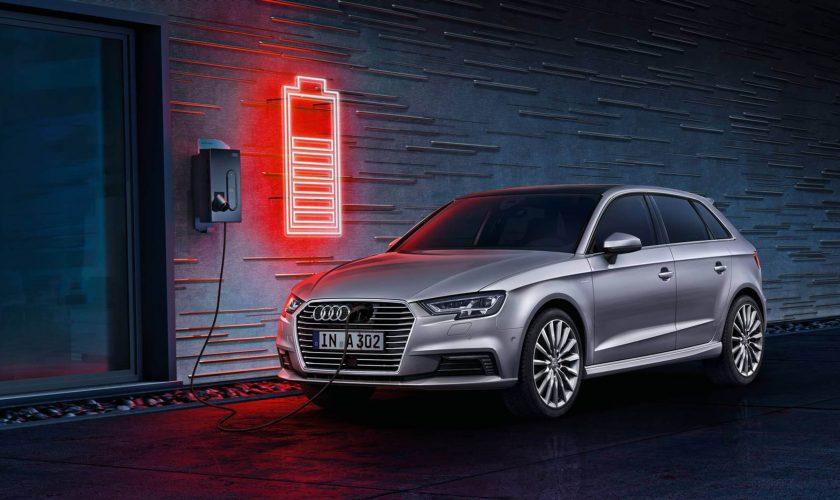 Audi Officially Unveils Cutting Edge E-Tron Sportback EV with 311 Miles of Range