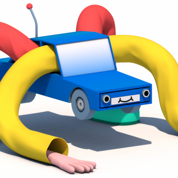 Who is Liable for George Hotz Self Driving Software?
