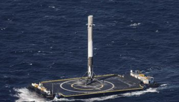 Elon Musk's Space X makes history by launching a 'flight-proven' rocket