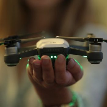 Drones are Getting Smaller and Smarter