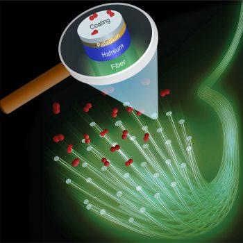 Researchers Develop Extremely Sensitive Hydrogen Sensor