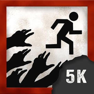 fitness apps Jombies Run