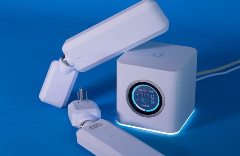 File Edge Gadget Reviw: Ubiquiti Amplifi HD Home Wi-Fi System