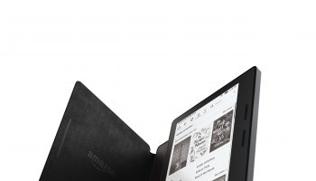Latest Amazon Kindle Oasis: Bigger, Waterproof, Less Expensive