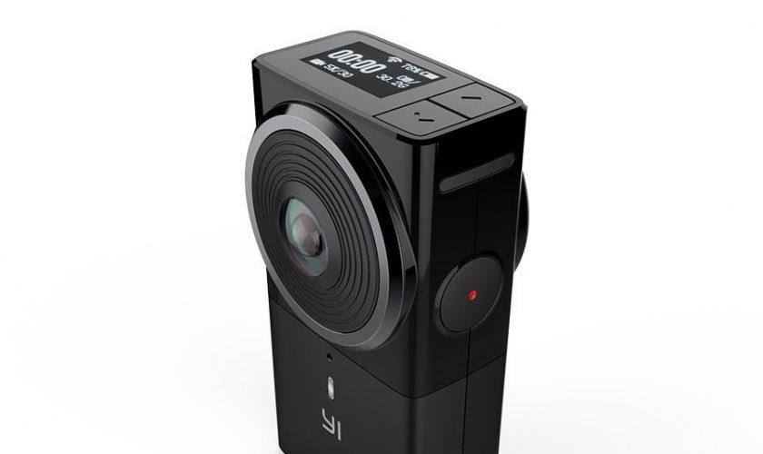 Xiaomi Yi 360 Camera Can Shoot In 5.7 K Resolutions