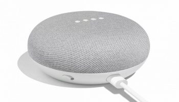 Google Mini Reportedly Crashes When Used at High Volume