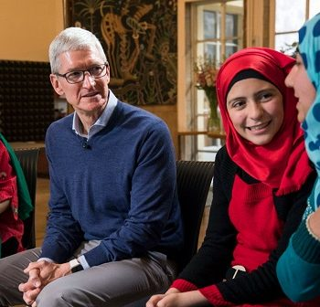 Apple Partners With Malala Fund to Educate 100,000 Girls