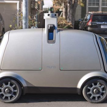 Nuro: The Self-Driving Delivery Vehicle