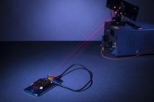 Using a Laser to Wireless Charging Can be Done across a Room