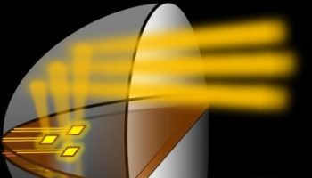 Powerful LED Based Train Headlight Optimized for Energy Savings