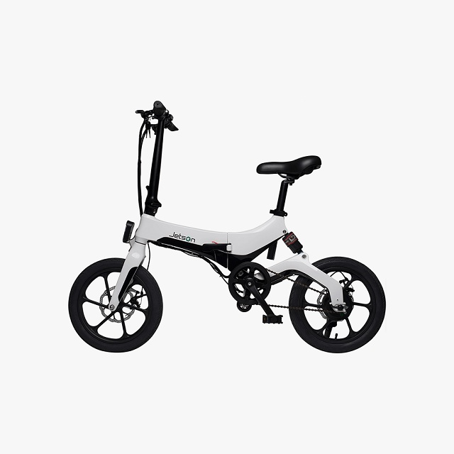 File Edge Review: Jetson Metro Electric Folding Bike