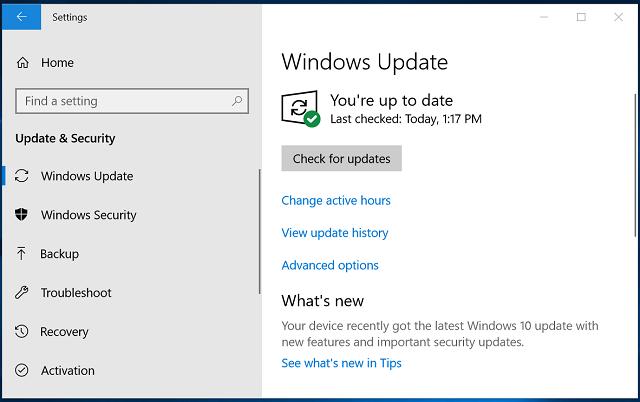 How to get the Windows 10 October 2018 Update