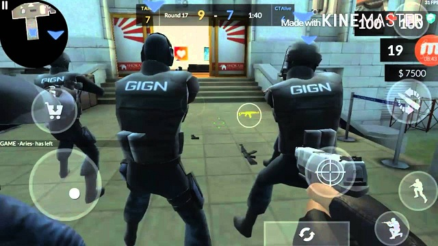 Critical Ops Free Android games