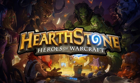 HearthStone Game Heros of Warcraft