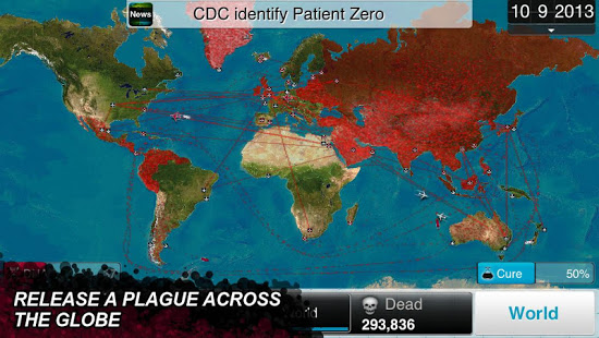 Plague Free Android games