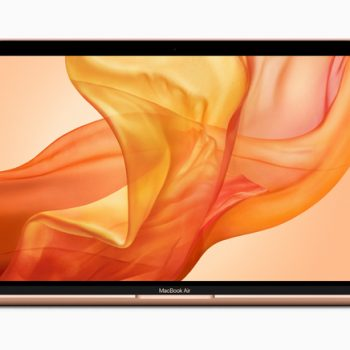 All-New MacBook Air Takes Flight