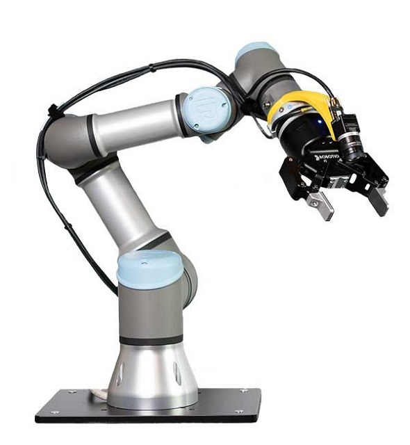 Save Space with the Industrial Robotic Arm